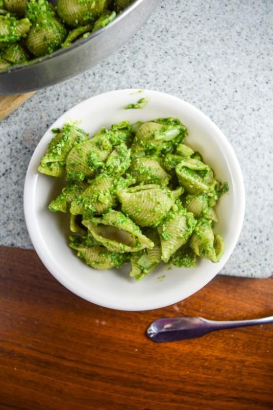spinach-pesto-pasta